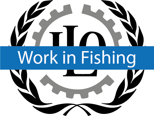 Work in Fishing Convention Logo